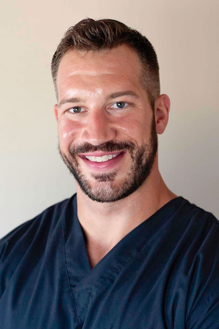 Image of Dr. Brandon Chapek of Capital Dental in Lincoln