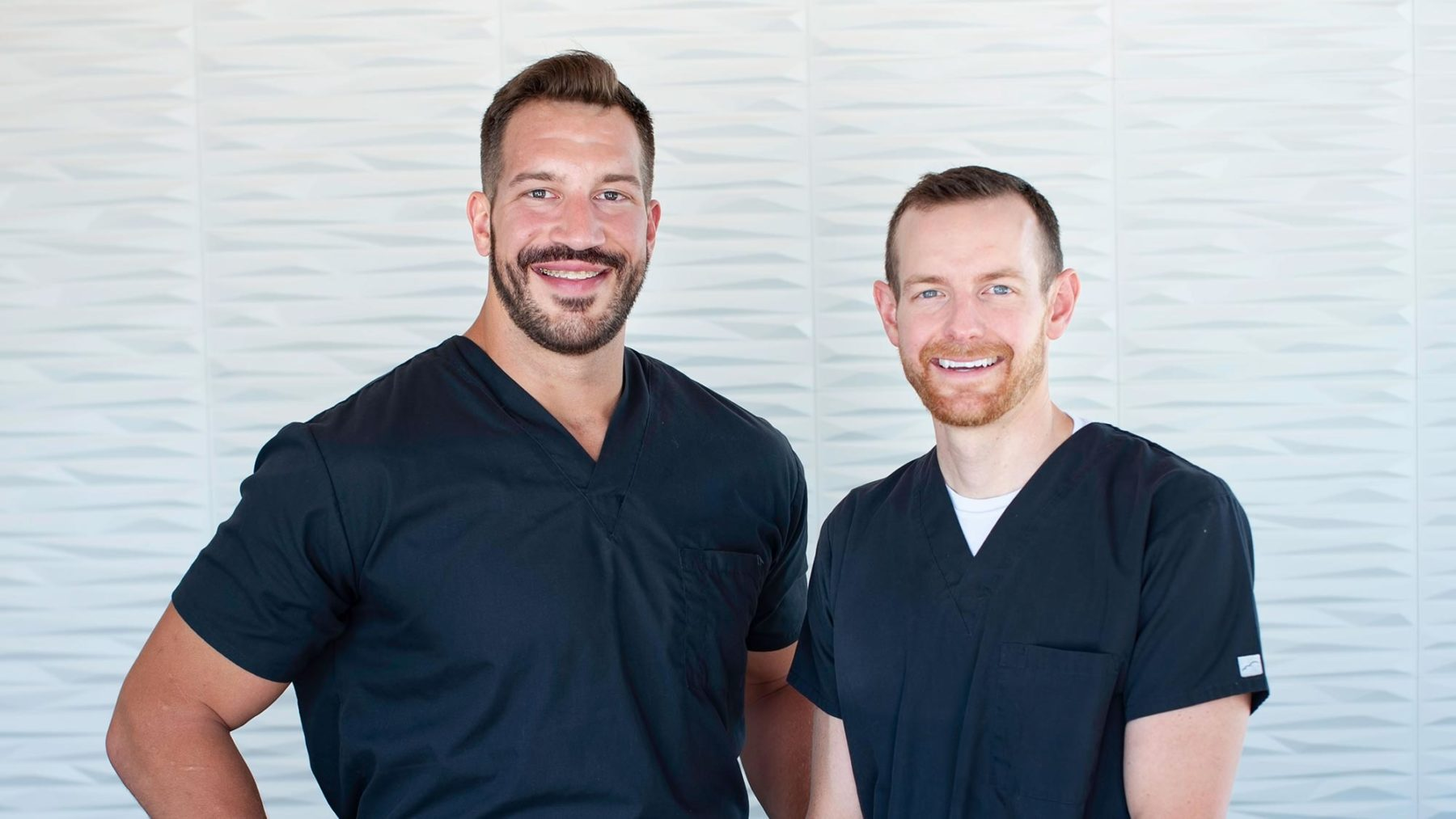 Addison Killeen and Brandon Chapek Owners of Capital Dental in Lincoln Nebraska